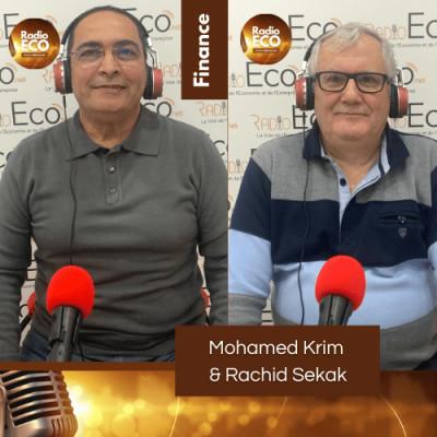 Débat I Mohammed Krim & Rachid Sekak I Banque - Entreprise : Incompréhension réciproque ? cover