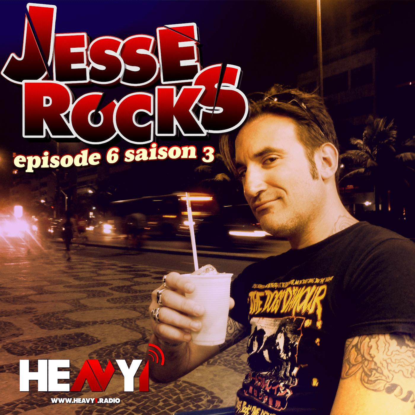 Jesse Rocks #06 Saison 3