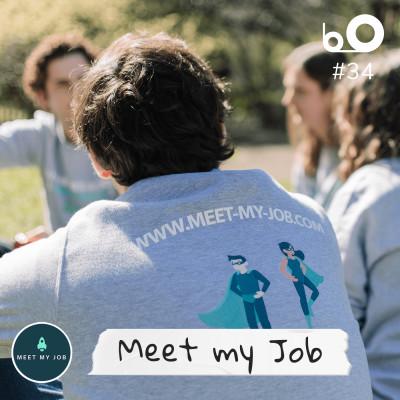Episode 34: Meet my Job, pour trouver un job à impact cover
