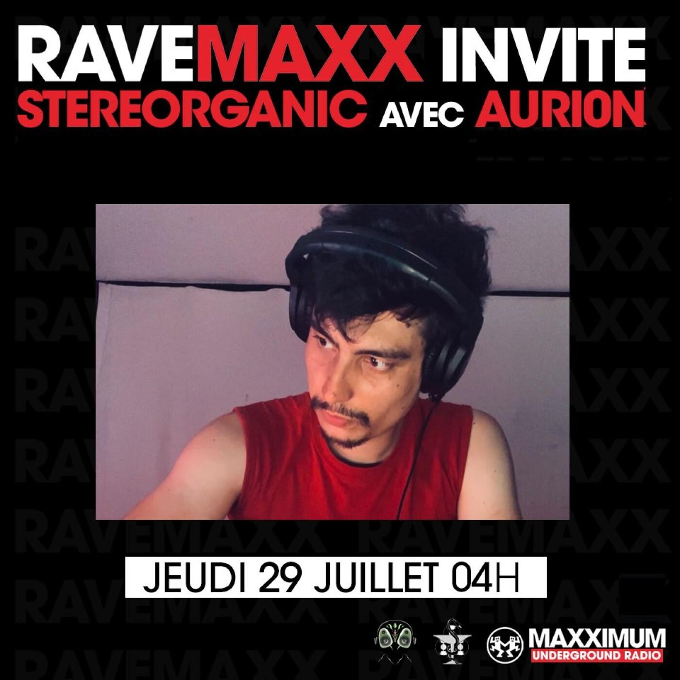 RAVEMAXX : AURION