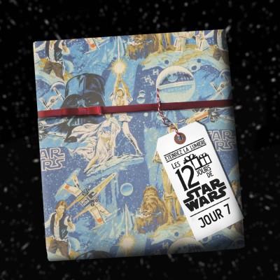 Les 12 Jours de Star Wars - Jour 7 - Un Nouvel Espoir cover