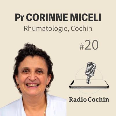 image #20 Pr MICELI - Cas clinique Covid : Patient sous méthotrexate et corticostéroïdes avec signes respiratoires