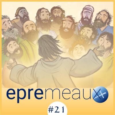 #21 - Visiteurs pour Christ cover
