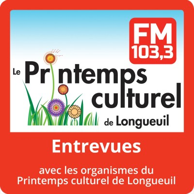 Image of the show Le printemps culturel de Longueuil au FM 103,3