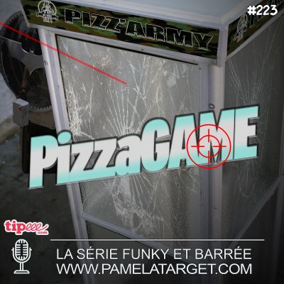 PTS02E23 Pizza GAME cover