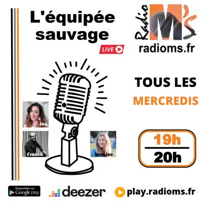 L'Equipée Sauvage - ES#12 - 2020-12-02 cover