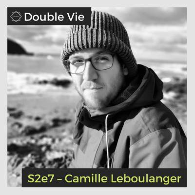 S02e07 — Camille Leboulanger – Auteur et enseignant cover
