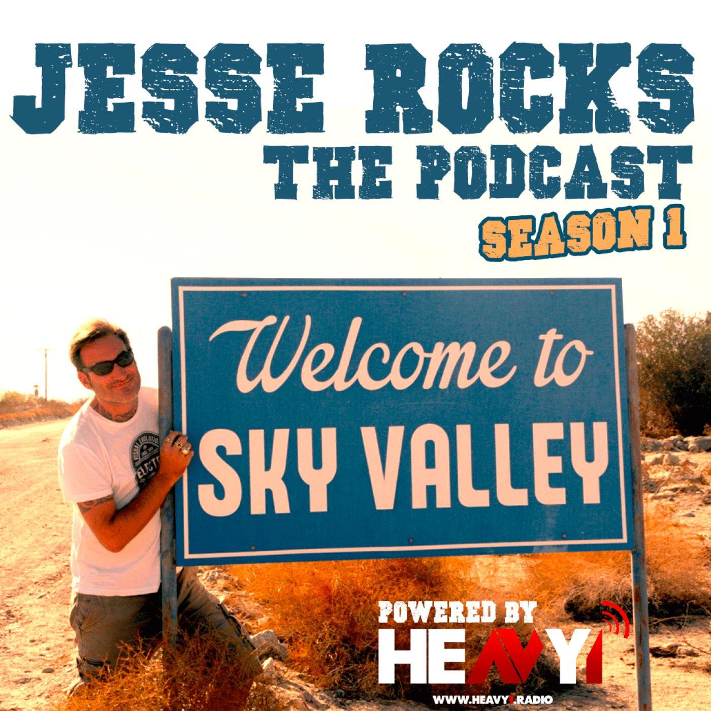 Jesse Rocks #15