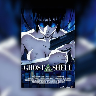 #43 Ghost In The Shell - Julien Sévéon cover