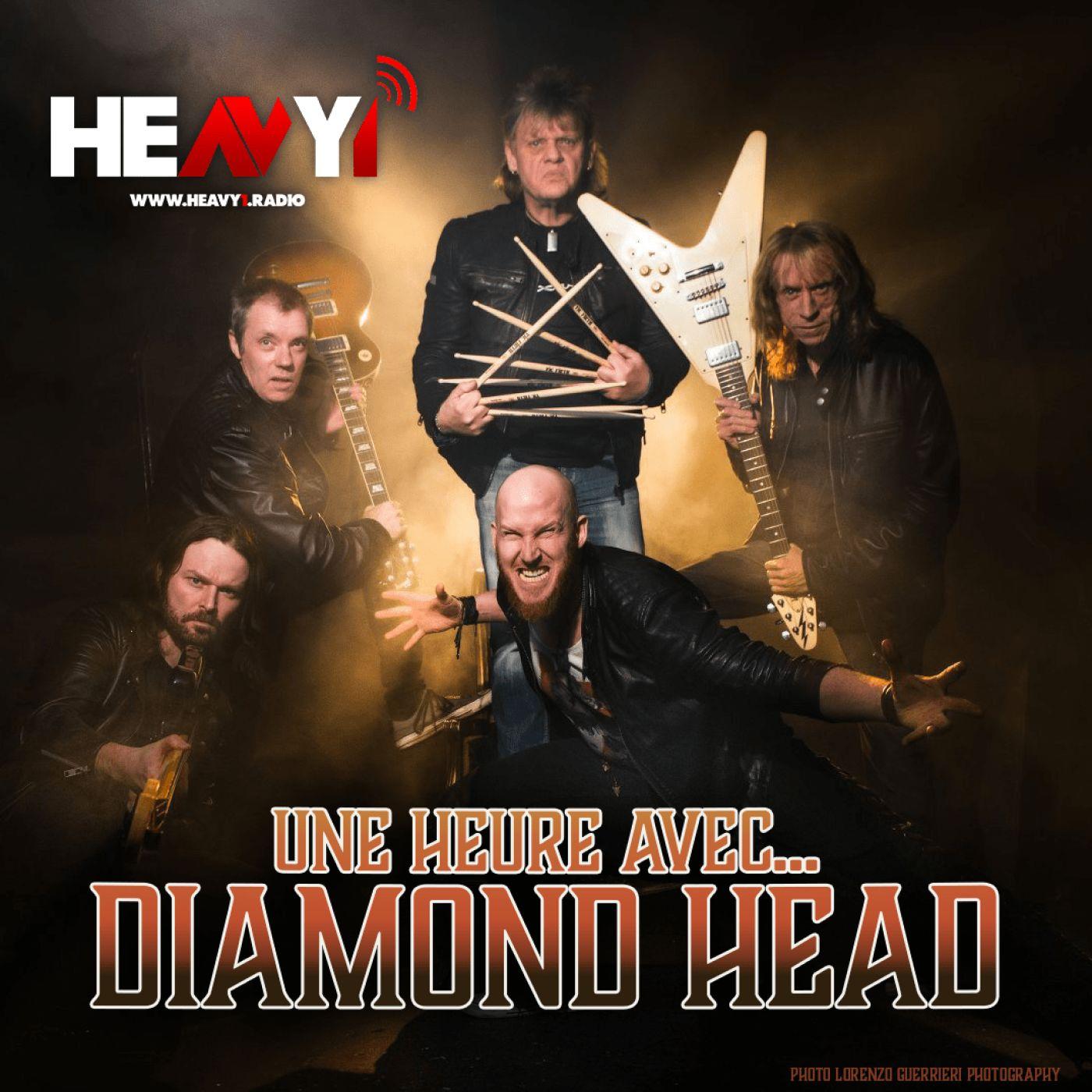 Une heure avec... Diamond Head