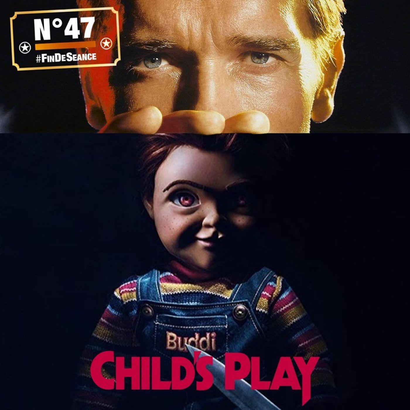 """#47 CHUCKY La poupée du mal : Massacre à la Toys""""R""""Us"""