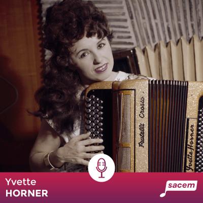 Entretien avec Yvette Horner, la reine de l'accordéon (1990) cover