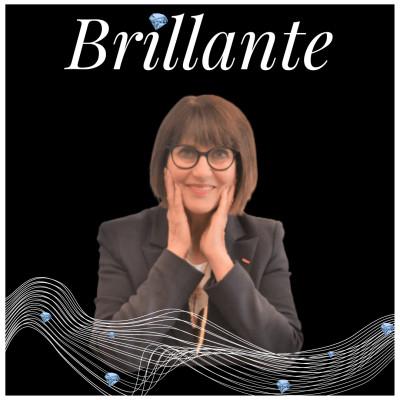 Brillante #11 Bernadette Pinet-Cuoq - Présidente exécutive de l'Union Française BJOP cover