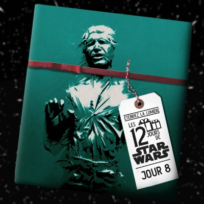 Les 12 Jours de Star Wars - Jour 8 - L'Empire Contre Attaque