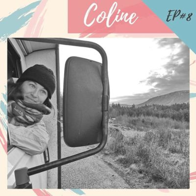 image #8 Coline, voyageuse à temps plein, barista + vivre dans un vieux campervan