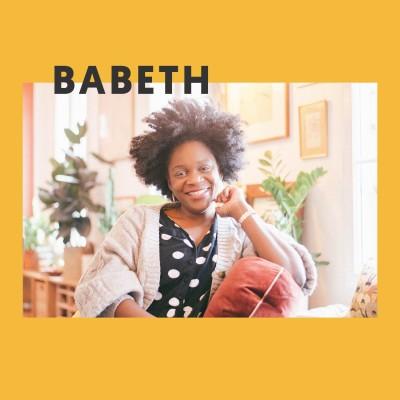 43 •Babeth cover
