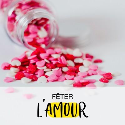 Février - Le mois de l'Amour cover
