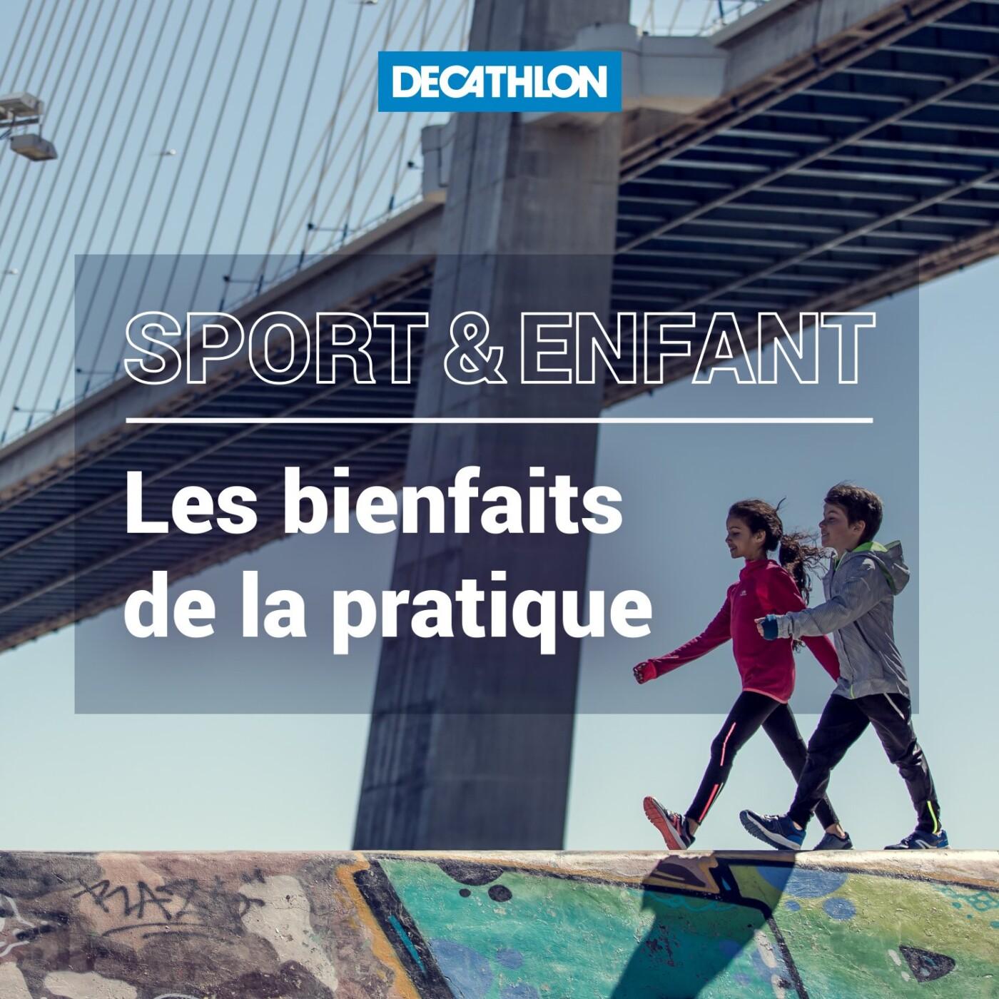# 52 Sport et enfant – Les bienfaits de la pratique (rediffusion)