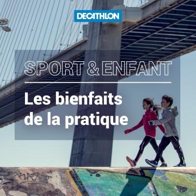 # 52 Sport et enfant - Les bienfaits de la pratique (rediffusion) cover