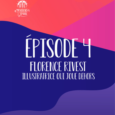Florence Rivest - Illustratrice qui joue dehors cover