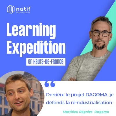 #73 - Matthieu Régnier /// Derrière DAGOMA, je défends la réindustrialisation - Dagoma Imprimante 3D cover