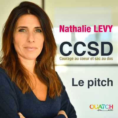 Courage au coeur et sac au dos (CCSD) : le pitch cover