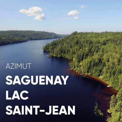 Saguenay & Lac-Saint-Jean au Québec cover