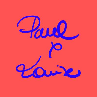 Paul & Louise cover