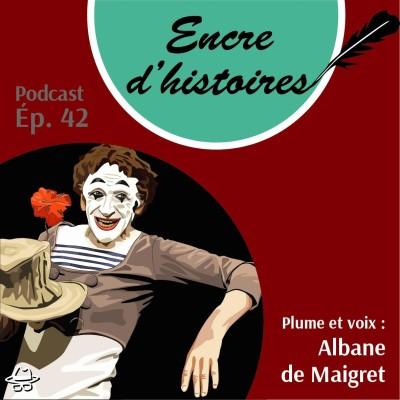 Épisode 42 : Le mime Marceau, Bip. Le son du silence cover