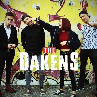 New Side of Rock avec The Dakens cover