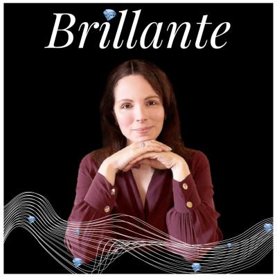 Brillante # Sonia Esther Soltani, Rédactrice en chef du Rapaport cover