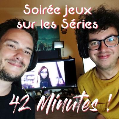 """S03E00 - Soirée jeux """"Question pour une Série !"""" cover"""
