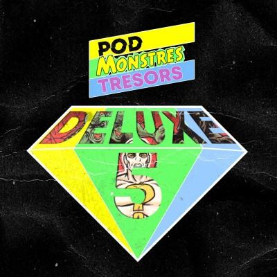 Pod Monstres Trésors Deluxe 5 - La Nuit du Météore cover