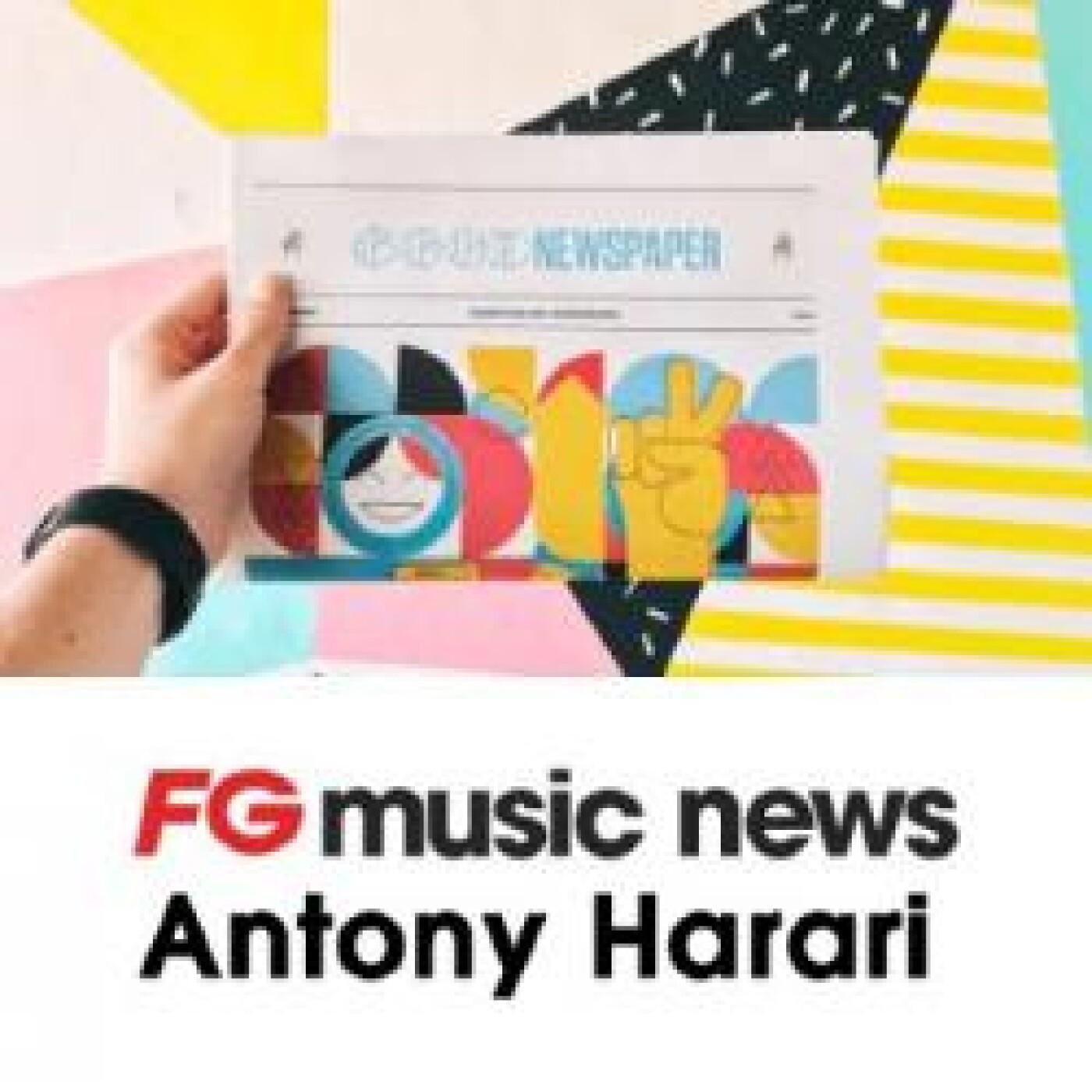 FG MUSIC NEWS : David Guetta et son rythme effréné des nouvelles...