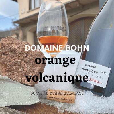 [Bonus] Domaine Bohn: cuvée orange volcanique cover