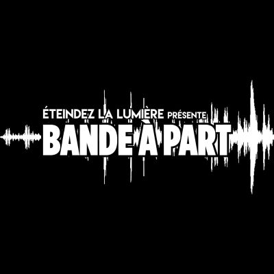 Bande à Part cover