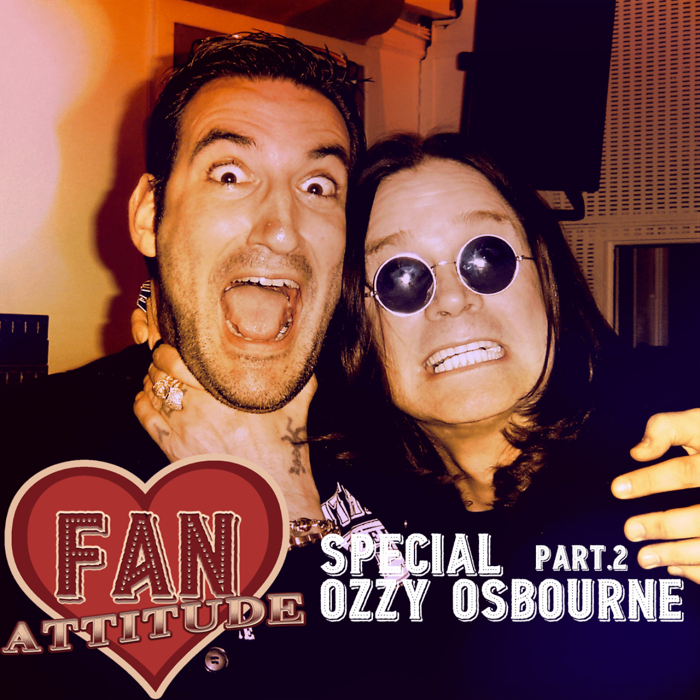 Fan Attitude : Ozzy Osbourne Part. 2