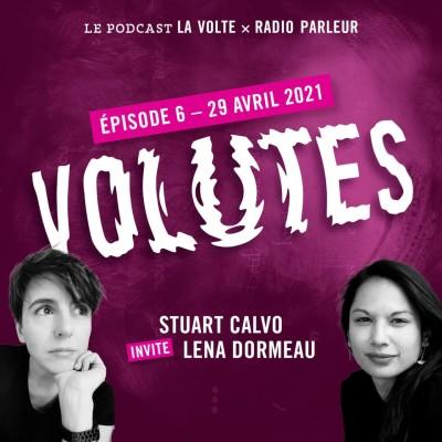 Volutes 6 – Imaginaires queer, avec Léna Dormeau et Stuart Calvo cover