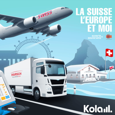 Le transport aérien cover
