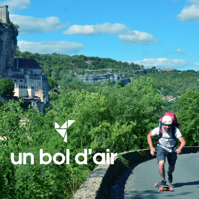 #58 - Romain BESSIÈRE - Voyage en skateboard cover
