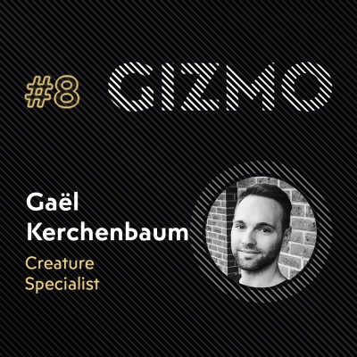 #8 - Gael Kerchenbaum - Creature Specialist - PRO Unlimited @Facebook AI cover