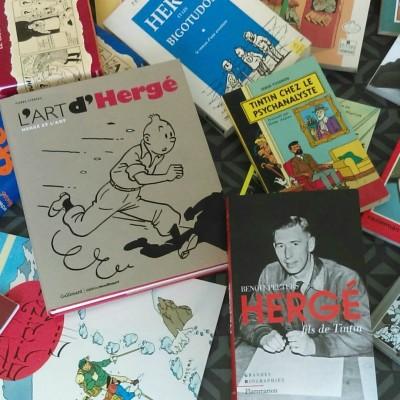 image L'expo Hergé : une vie, une œuvre !