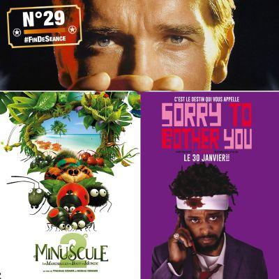 #29 MINUSCULE 2 & SORRY TO BOTHER YOU : Bêtes de scène ! cover