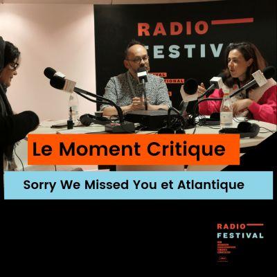 Sorry We Missed You et Atlantique - 17 mai 2019 cover