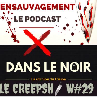 Creepshow 29 : True Crime x Horror : Le Belphégore de Dax cover