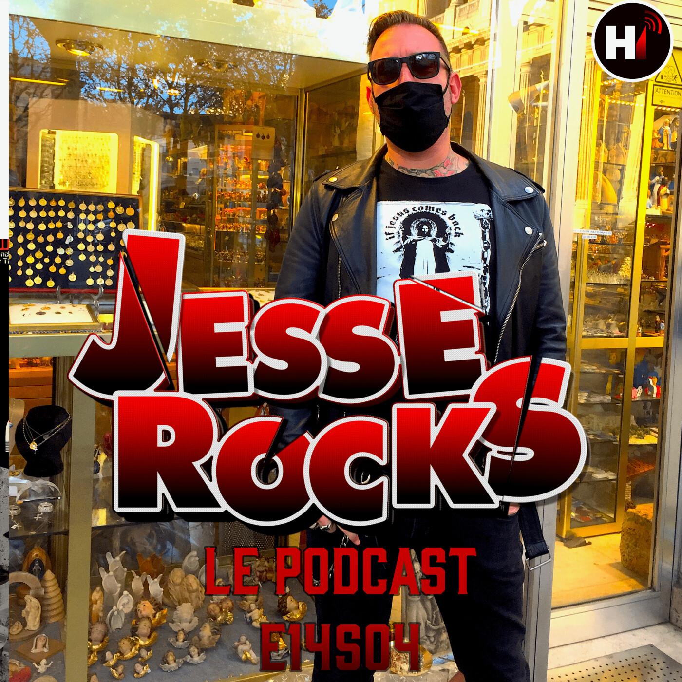 Jesse Rocks #14 Saison 4