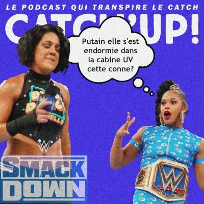 Catch'up! WWE Smackdown du 30 avril 2021 —  La fin du Reigns de terreur cover