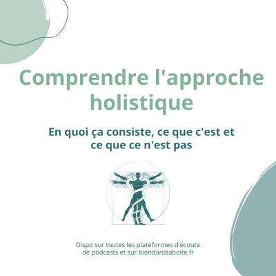 Comprendre l'approche holistique cover