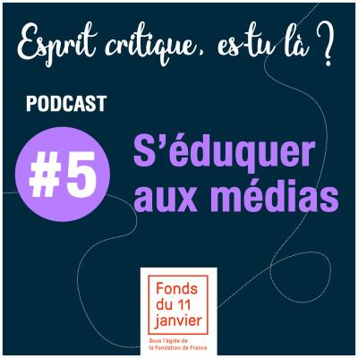 # 05 - Plaidoyer pour une éducation aux médias cover