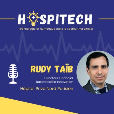 Rudy Taïb - HPNP - Oui aux technologies mais pas à n'importe quel prix ! cover